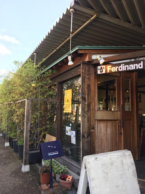 駐車場が広ーいパン屋さんFerdinand (フェルディナンド)