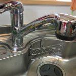 キッチン水栓の水もれと修理の記録(クリンスイF903)