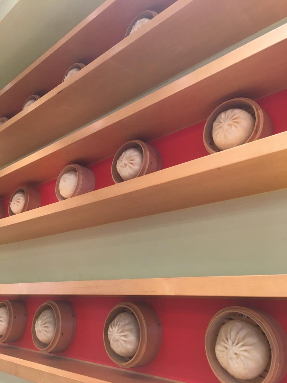 【閉店?改装中?】店内でお食事できるよ!551蓬莱 「飲茶CAFE」伊丹空港店(南ターミナル)
