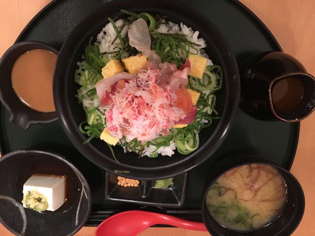 △海鮮ひつまぶし丼 1,780円