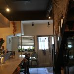 石橋の隠れ家CAFE ata(カフェ アタ)のランチを食べたよ。夜のバーもよさそう。